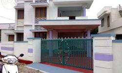 4 kms from palakkad town , 6 cents, 2500 sq feet, 4 bed