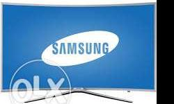 Brand New Samsung 32 Inch curved LED TV with 1 year
