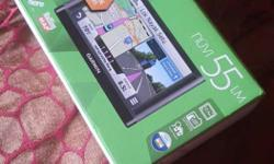 brand new showroom condition Garmin navigation device