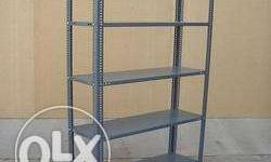 I am manufacturer of brand new iron racks. It have five