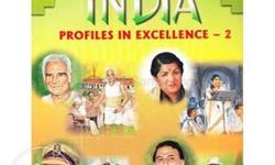 brand new vision of India books. full of pictures.