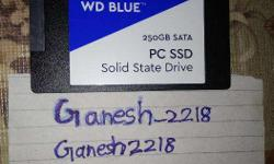 For Sale Brand new Western Digital 250 GB Blue SSD with