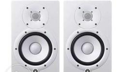 BRAND NEW Yamaha HS5 Pair (White) Studio Monitors and