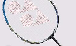 New Yonex Nanoray 95DX Badminton Racquet, Black/Blue -