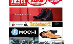 National and International Brand's shoes available in