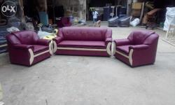 Brand new sofa set at factory price colours available