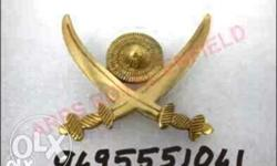 Brass swords for royal Enfield without screw