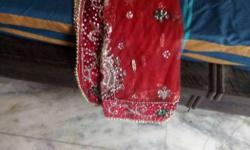 Bridal Lehnga only one time weared