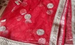 Bridal lehnga. Price is negotiable. N dis is first