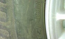 Bridgestone tubeless tyres with rims 4