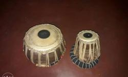 Brown And Beige Percussion Instrument
