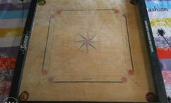Brown Carrom Board