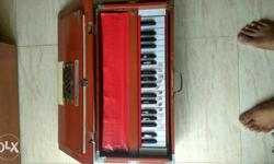 Brown Harmonium 2 month old Purchase for my kids for