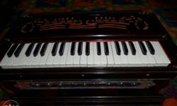 Harmonium is in good and running condition, 3.5 octave