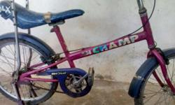 Kids cycle for 6 to 12 years childrens,good condition