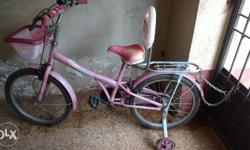 BSA flora cycle for girls for sale. Rarely used. In