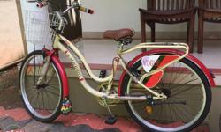 BSA Ladybird Vogue. Just three months old. Used only