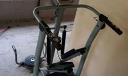 BSA Treadmill Manual for Sale..Less used product