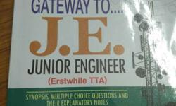 BSNL J.E. Guide . New Book , not used , didn't write