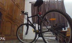new btwin seven gear cycle worth 13000 for rs. 8500