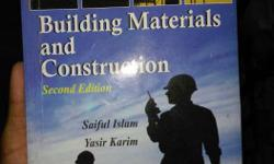 Building material and construction book for civil