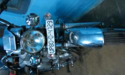 Fully modified royal enfield 350 for sale at kerala