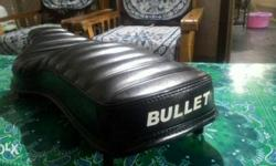 Bullet hight quality leather seat..good shape..not used