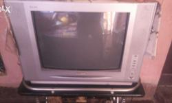 I want to sale my 21 inch BUSH colour tv in silver