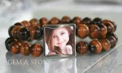 Buy Articles made of Crystal Bracelet, Rocks, Tumble,