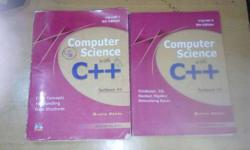 C++ textbooks available at half price (+2 science)