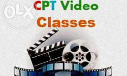 Ca Cpt video classes are available in hd quality and
