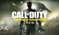 Call Of Duty Infinite Warfare Poster
