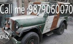 Availabel to Jeep thar model 4*4 and Gypsy 4*4 king