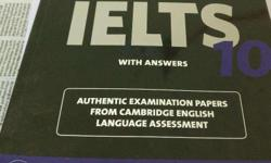 Cambridge English IELTS 9&10 IELTS study guide 9th and