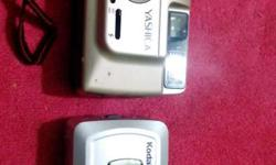 Hand cameras second sale with reasonable rates two