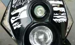 Can be fitted to any bike brand new light don't give