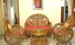 ???: Furniture ???: Cane sofa set Made from Original