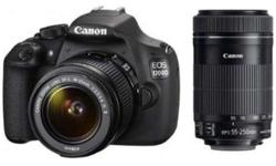 Canon 1200D, 1 year old, excellent condition with 18-55