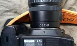 Canon 5d mark 2 with 28 135 lens neet and light yuse