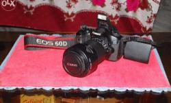 canon 60 D with canon original 18-135 mm lenses.