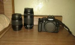 Canon 700d dslr in a fab condition only 1month used