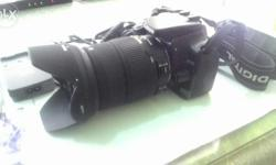 Selling my Canon EOS 400D with Sigma 18-250mm Macro