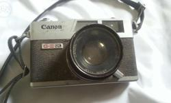 Sell Canon G-III ql camera