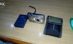 Canon power shot in good condition with charger data