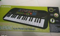 Canto Electronic Keyboard
