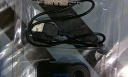 Car Bluetooth Receiver (Music and call) Brand New.