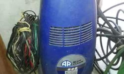 Car & motorcycle washer 3200 watts single pice work