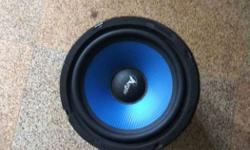 Car subwoofer with out amplifier 90mm