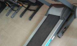 Cardioworld Motorised Treadmill with