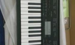 Brand New,Black Electronic Keyboard, 6 months old, Have